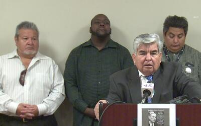 La coalición por la justicia de Houston se une en contra de propuestas d...