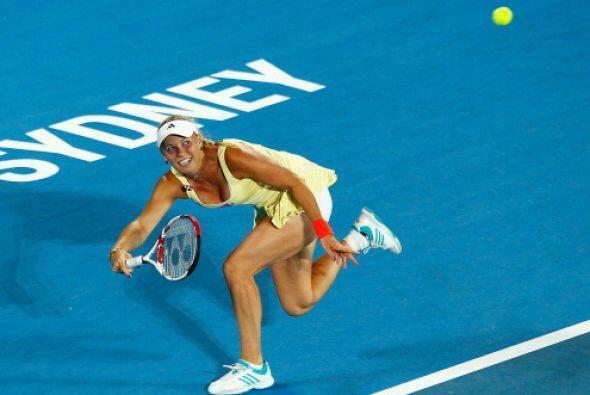 El Torneo de Sydney era la preparación de Wozniacki para el Abier...