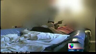 Impactantes imágenes captan abuso en asilo de ancianos