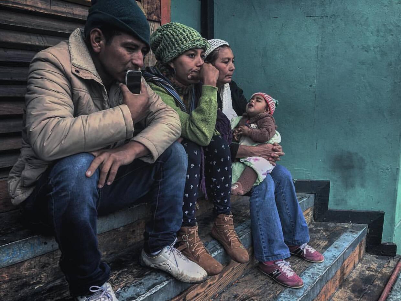 Viacrucis refugiados
