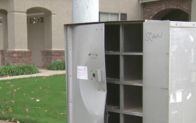 Criminales están robando correspondencia a los residentes de Roseville