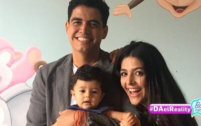 #DAelReality Babies Edition: Joshua tiene dos hogares y mucho amor