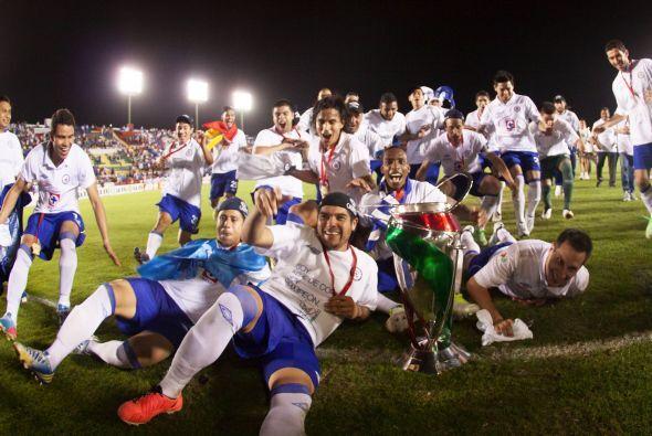 En la final de Copa MX ante el Atlante los celestes sufrieron para lleva...