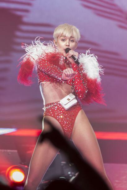 Miley Cyrus nació el 23 de noviembre de 1992.
