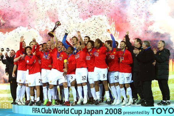 La Copa se quedó en Europa por segunda vez, ya que el 'Man-U' ven...