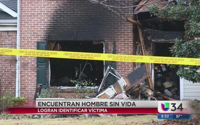 Identifican a víctima de incendio en residencia en Buford