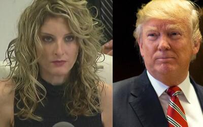 Donald Trump es demandado por Summer Zervos, quien lo acusa de supuesta...