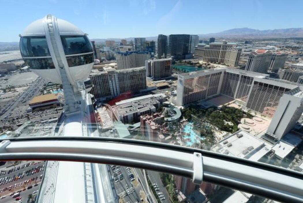 ¿Te atreverías a subir a la rueda de la fortuna más alta del mundo?