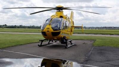 La East Anglian Air Ambulance (EAAA) es una organización sin ánimo de lu...