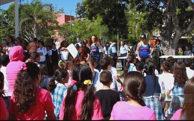 Isabela celebra feria para crear conciencia ecológica