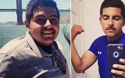 Gracias a Alejandro Chabán, él bajó 103 libras con la Dieta del Semáforo