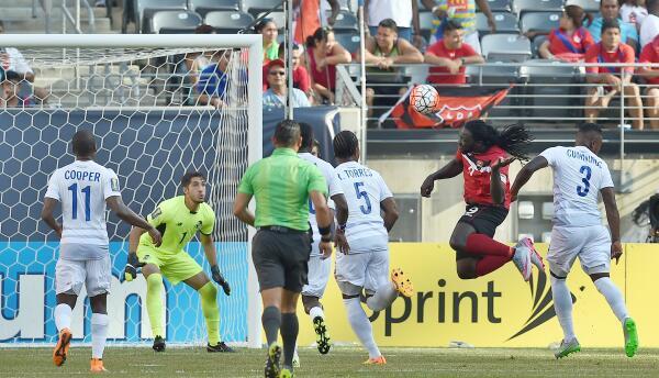 Panamá y Trinidad y Tobago participarán en el repechaje.