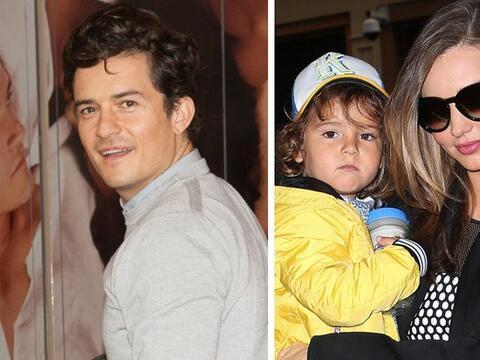 Encontramos a Miranda y su pequeño Flynn en Nueva York y notamos...