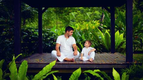 La meditación para los niños tiene un sinnúmero de beneficios