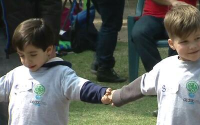 Asistimos a una reunión de niños superdotados en México