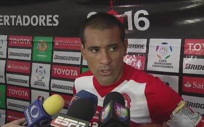 """Paulo da Silva: """"Hemos metido garra y corazón"""""""
