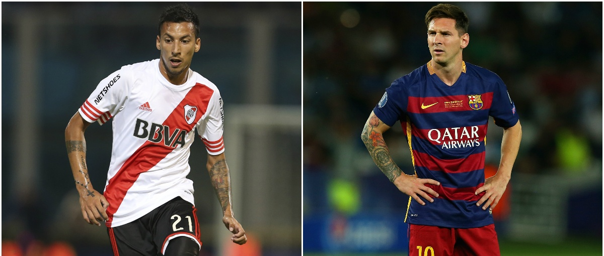 Empezó River VS Barcelona!, Bostero miralo por FOX y TVP
