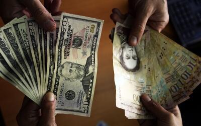 Dinero on Noticias venezuela.jpg