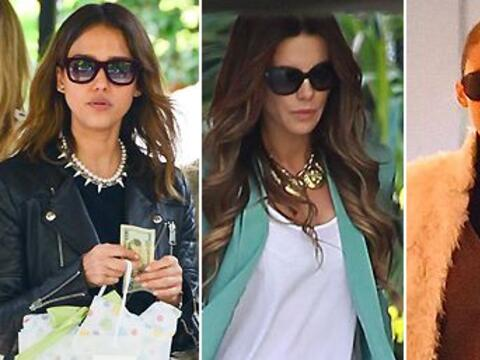 Jessica Alba, Kate Beckinsale, Nicole Richie y Gwyneth Paltrow fueron al...