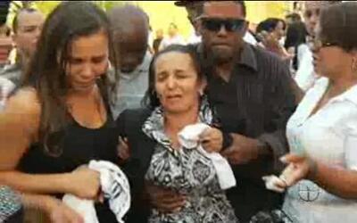 Dolorosa despedida en República Dominicana