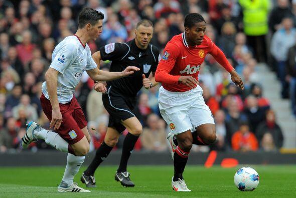 Marcador final de 4-0 y el United vuelve a dejar en cinco puntos su vent...