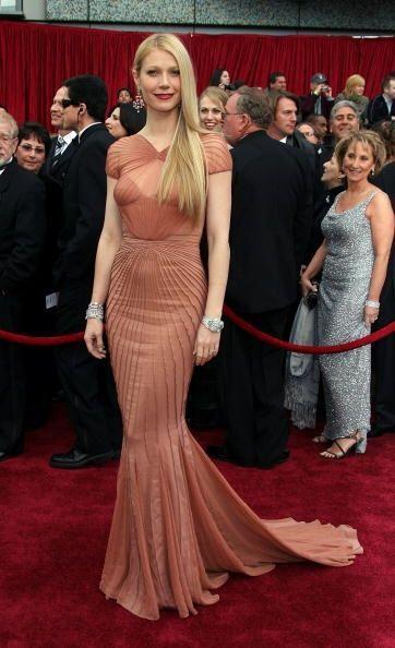 ¡Gwyneth Paltrow es otra fan de sus diseños! ¿Les gu...