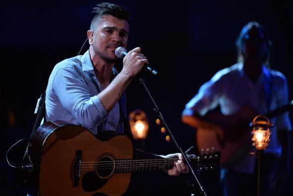 El colombiano está dando lo mejor de sí para mostrar su nueva música.