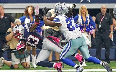 Las 10 mejores jugadas 2015 de los New England Patriots: Top 10 plays of...