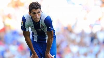 El mexicano, entre rumores de su salida a otro club luego de recuperarse...