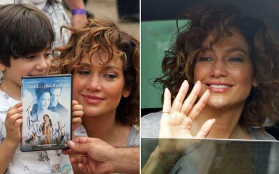 ¡Mira qué lindo detalle de Jennifer Lopez!