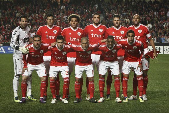 Benfica por su parte, ganador de la Copa de Europa en 1961 y 1962 y cinc...