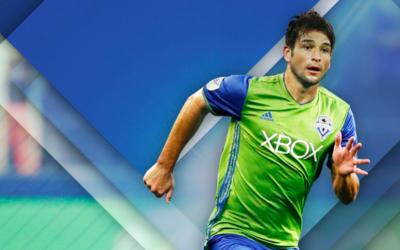 Nicolás Lodeiro nuevo jugador de Seattle Sounders