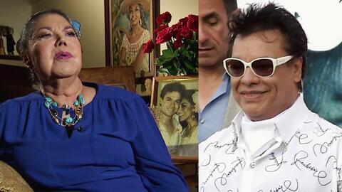 Queta Jiménez moría de celos porque Juan Gabriel quería a otra mujer