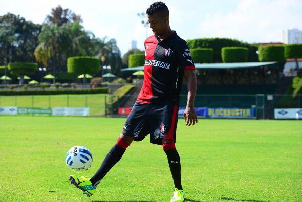 Marcos da Silva 'Keno', otro de los refuerzos de Atlas, juega como centr...