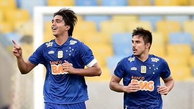El Cruzeiro sigue puntero en el Brasileirao.