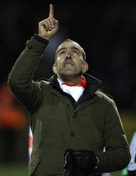 ...y es que el Swindon Town, de cuarta división,  dio la gran sor...