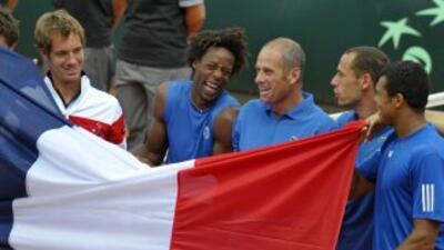 Francia se medirá en las semifinales, del 16 a 18 de septiembre, al venc...