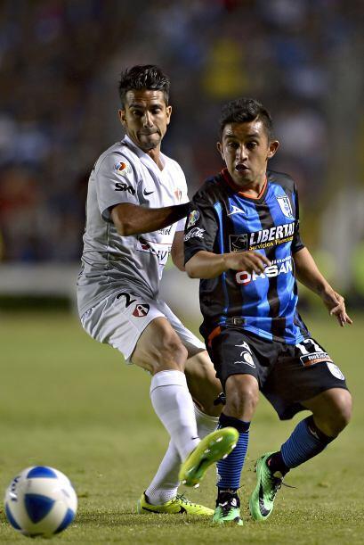 Salió de cambio al 70', anotó su gol al 24, no recibi&oacu...