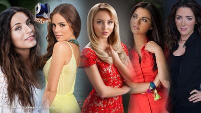 ¡Son reinas del drama y la belleza!