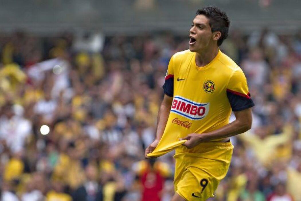 Para el Clausura 2013 Jiménez se convertiría en el compañero ideal de Ch...