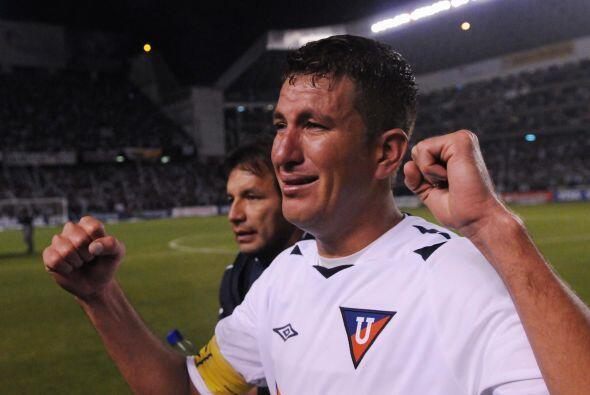 Otro de los emblemáticos es Patricio Urrutia, un jugador que siem...