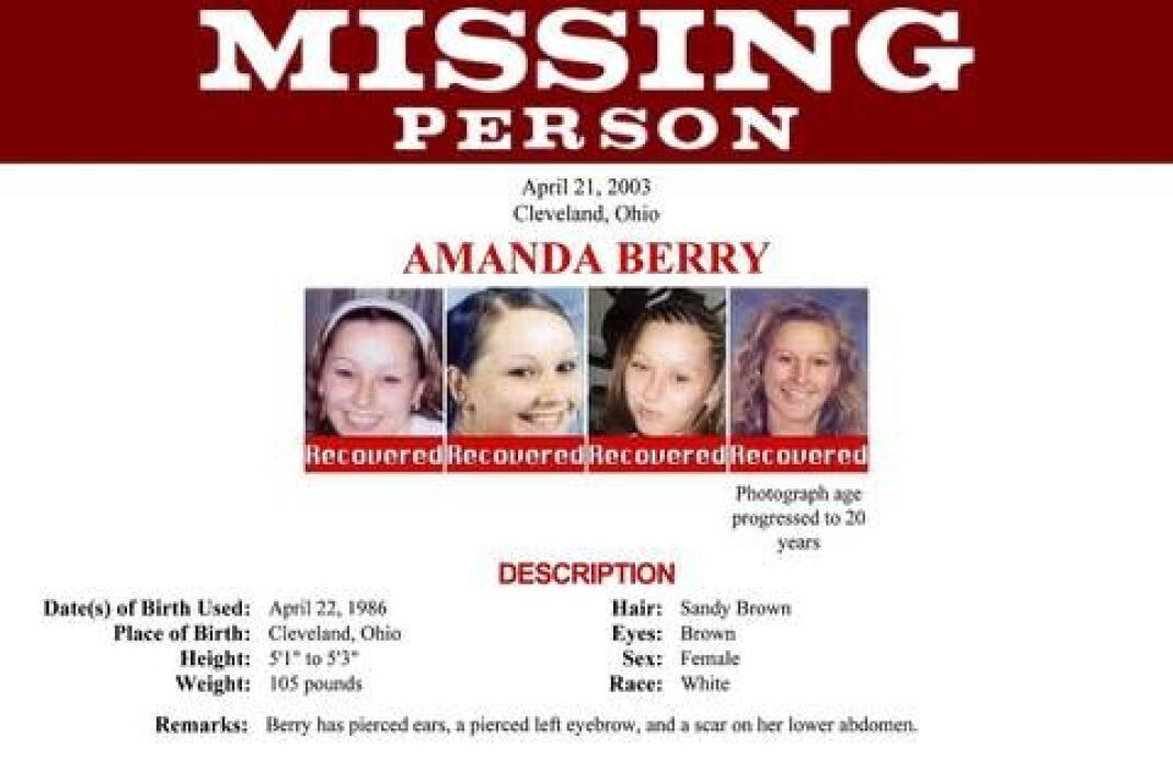 El 6 de mayo tres jóvenes que desaparecieron en casos separados entre 20...