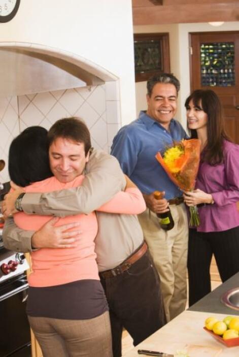 Se acerca el día de Acción de Gracias. Organiza tu lista de invitados y...