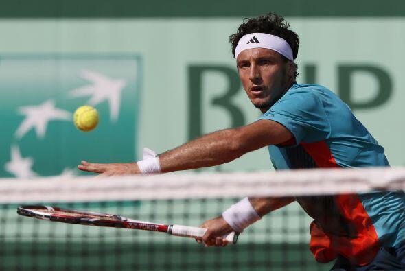 Con Mónaco ya son cinco los tenistas argentinos que han certificado su p...