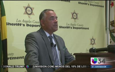 Autoridades admite que agentes dispararon a un hombre inocente