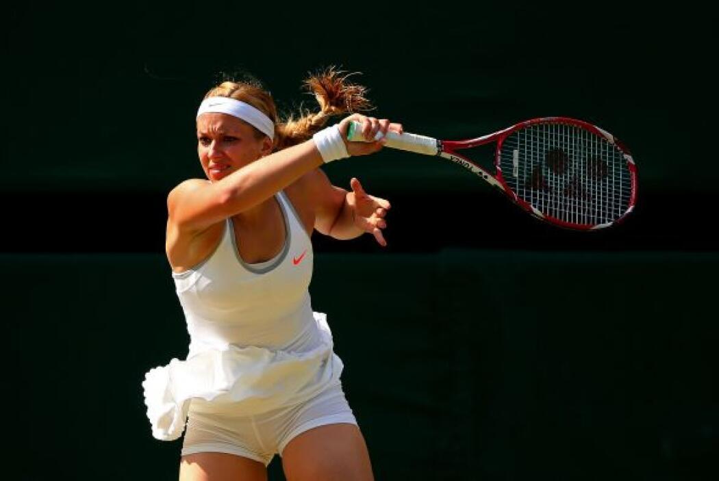Lisicki, 24ª de la clasificación de la WTA, jugará, a sus 23 años, su pr...