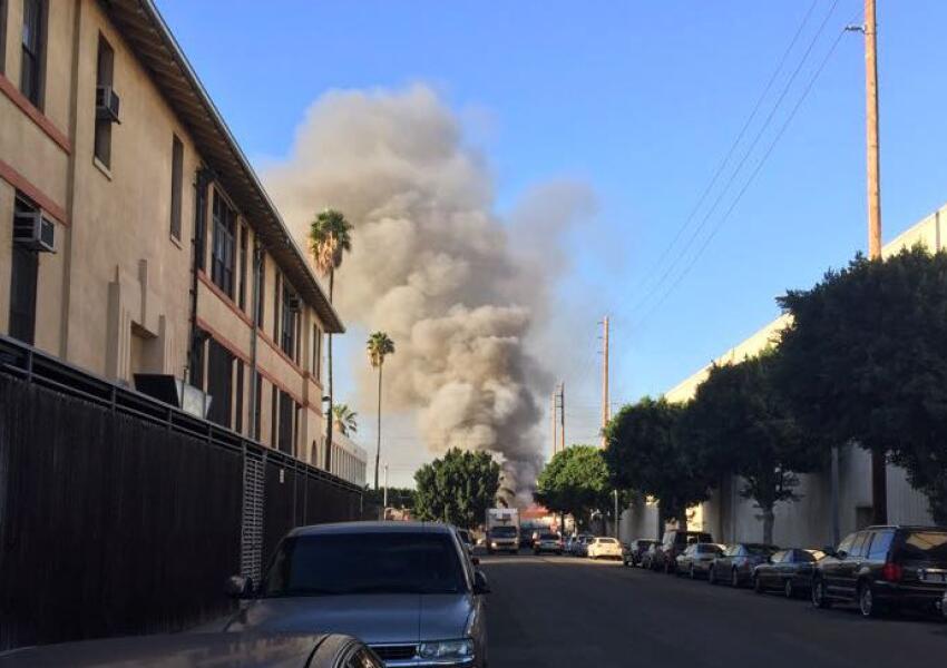 Incendio Downtown