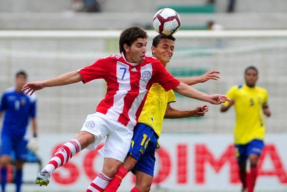 El revés dejó a Paraguay en una situación delicada, ya que se quedó esta...