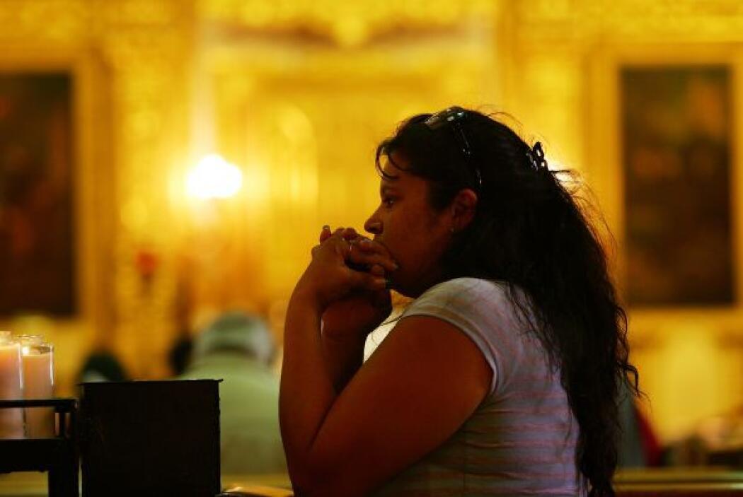 Nueve.  La mayoría de los hispanos que reside en Estados Unidos vive en...