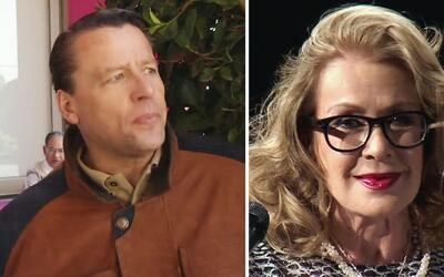 Laura Zapata y Alfredo Adame pasan por un conflicto que podría afectarles